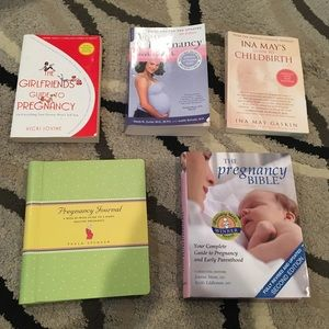 Pregnancy Book Bundle